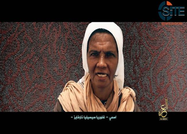 286972_BLU Radio, monja secuestrada por Al Qaeda / foto: AFP