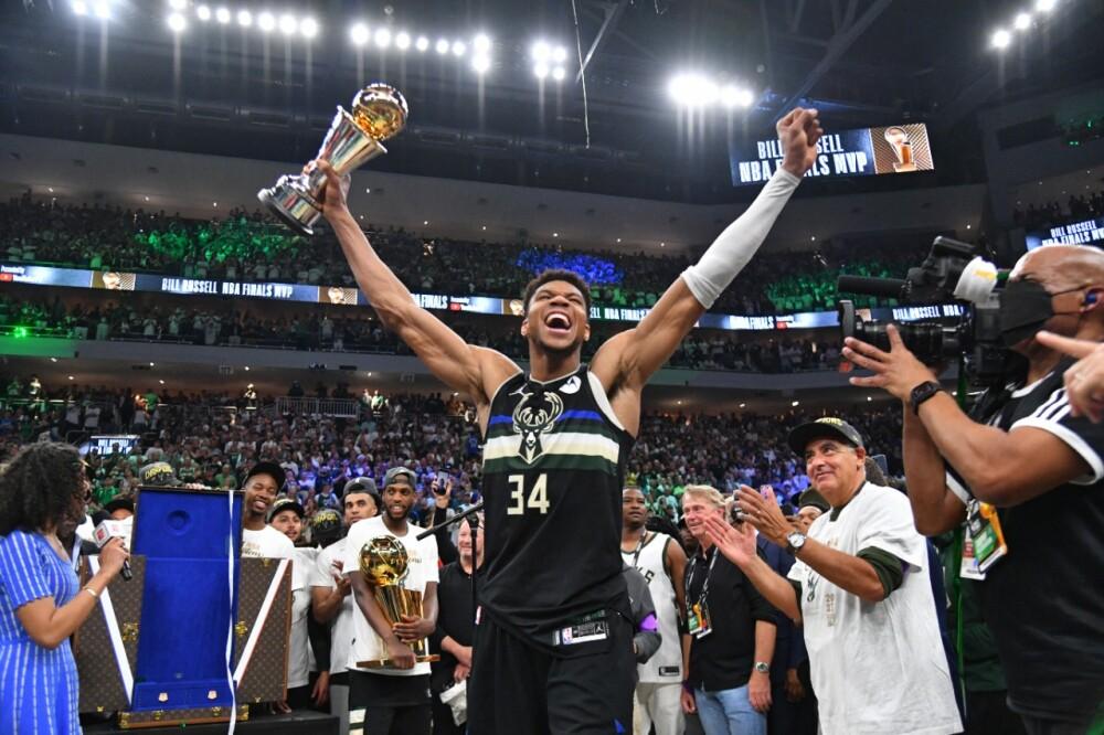 Milwaukee Bucks campeón de la NBA Foto AFP.jpeg