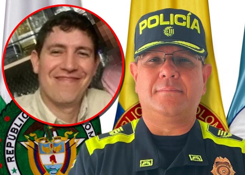 Coronel Jesús Manuel de los Reyes, Policía de Santa Marta, caso Enrique Vives