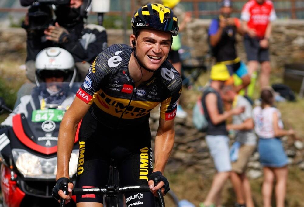 Sepp Kuss en Tour de Francia