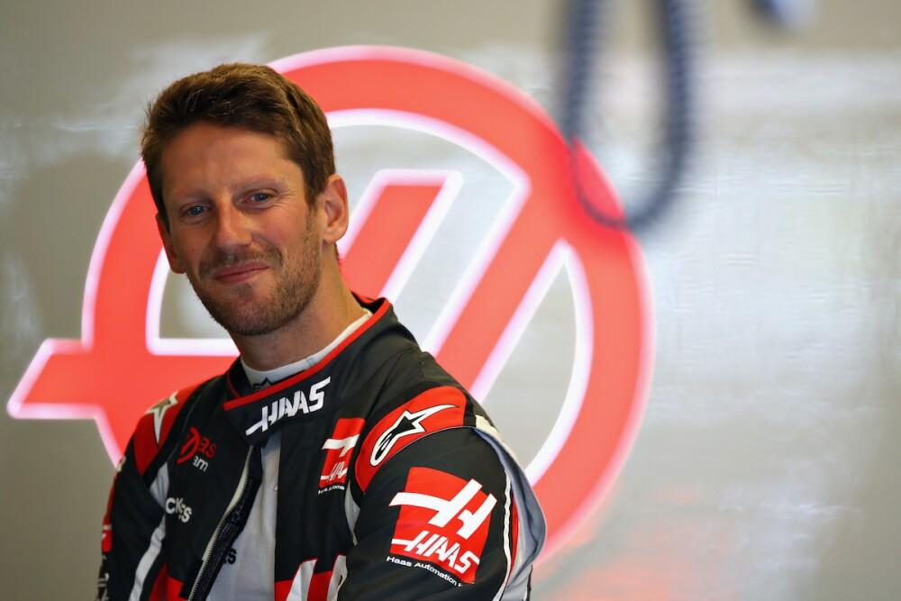 Romain Grosjean / AFP