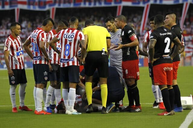 326176_Junior vs América