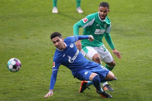 Werder Bremen y Schalke 04