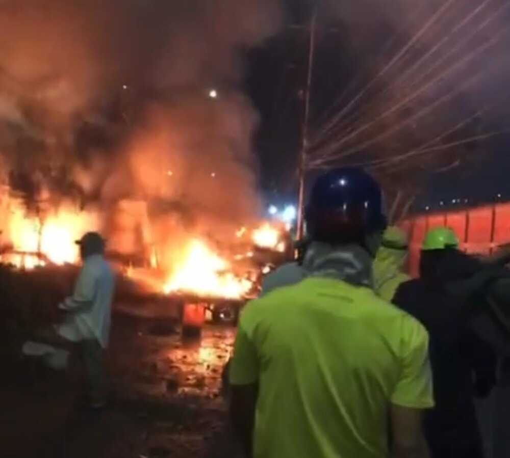 Explosiones en Yumbo, Valle