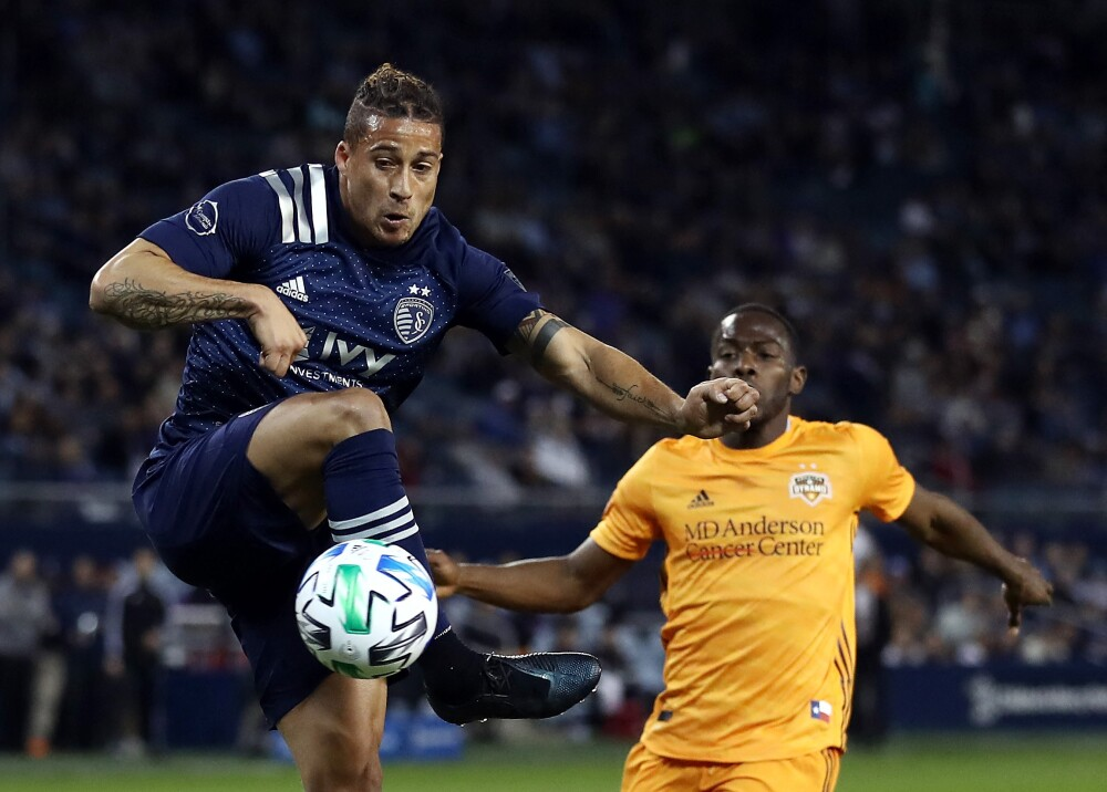 Erik Hurtado MLS Foto AFP.