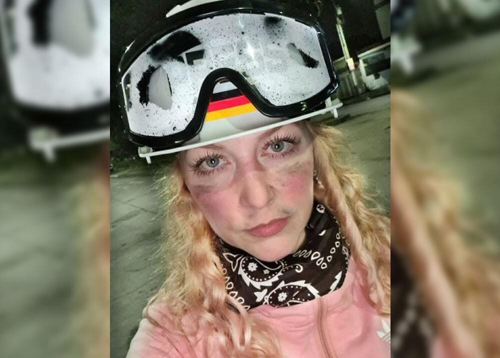 Rebecca sprosser alemana detenida en cali.jpg