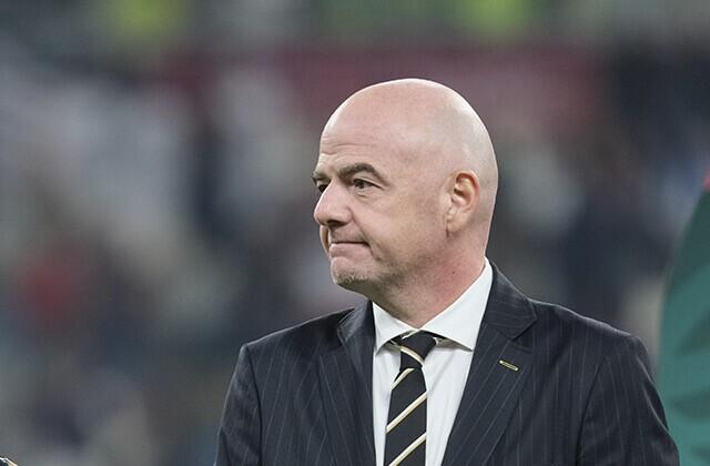 334344_Gianni Infantino, presidente de la FIFA