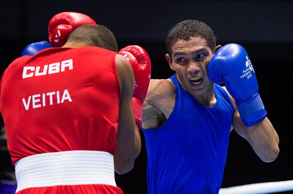 Céiber Ávila (Boxeo)