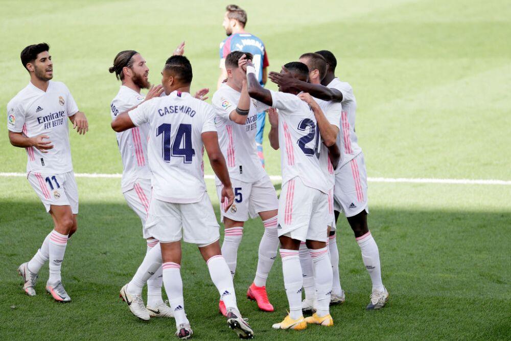 Levante v Real Madrid - La Liga Santander