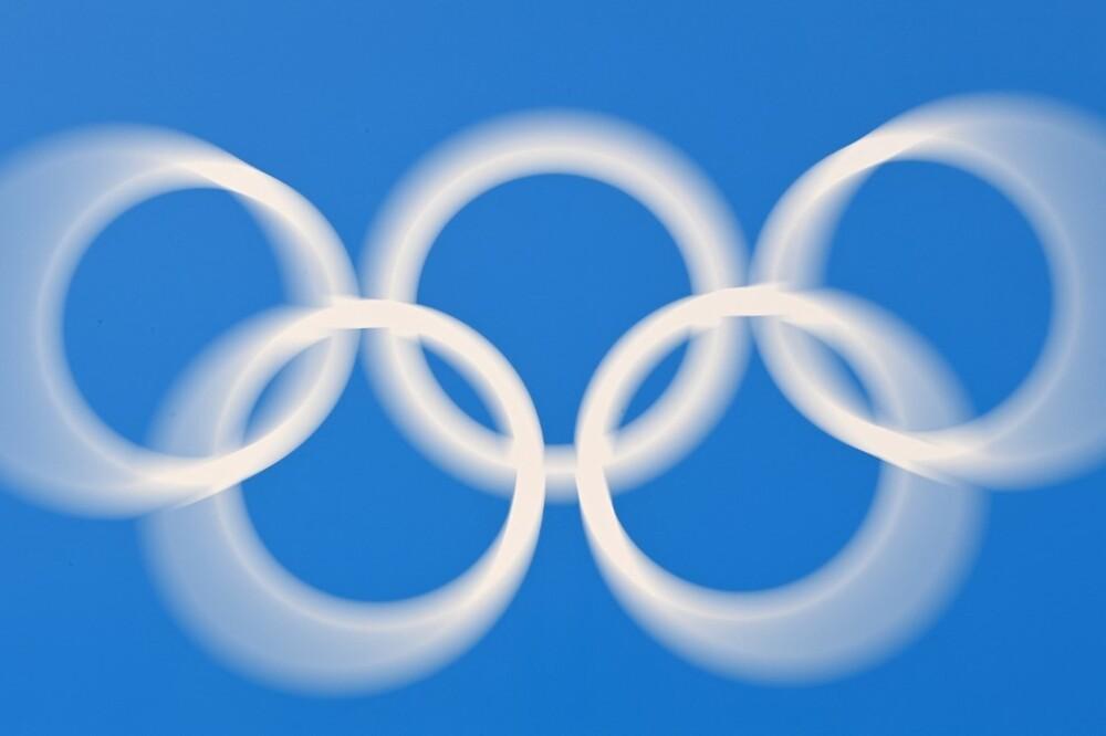 Los anillos olímpicos