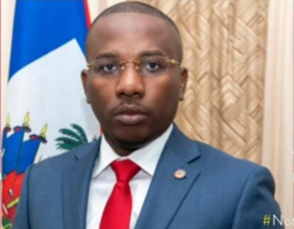 claude joseph Primer ministro de haití.jpg
