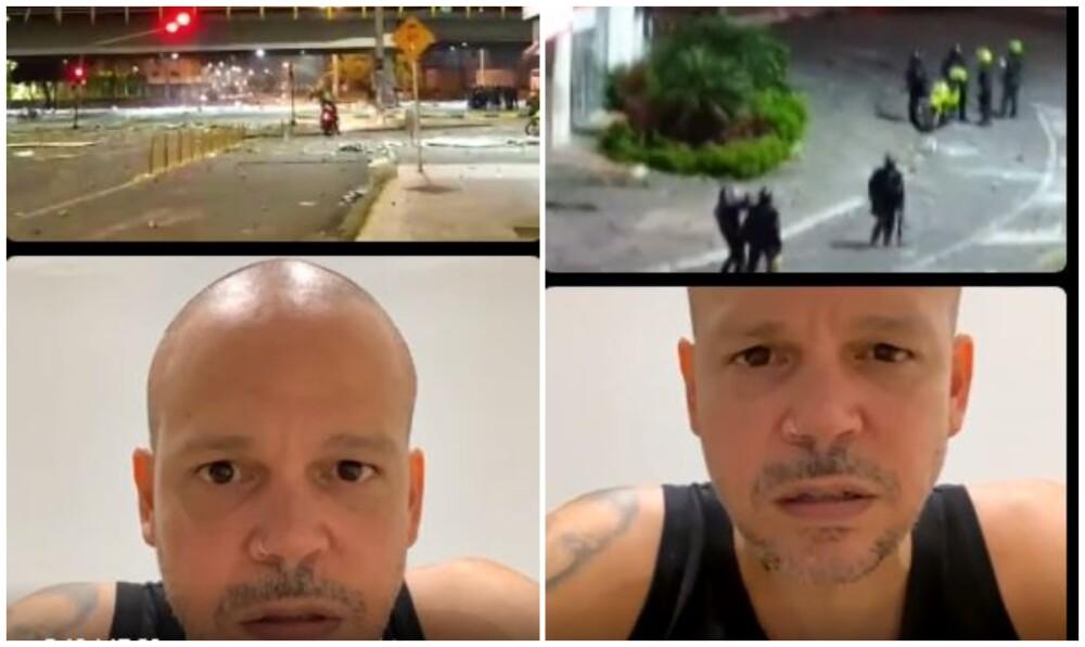 Así reaccionó Residente tras unirse a una transmisión en vivió de las protestas en Cali (1).jpg