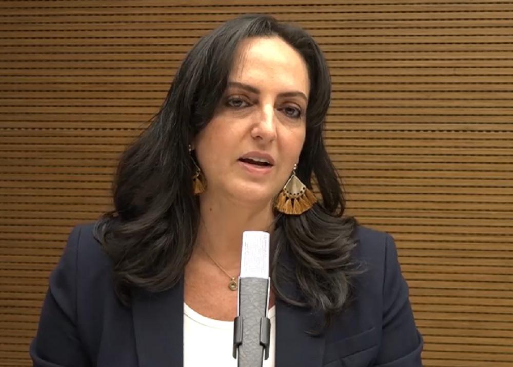 330318_Senadora Maria Fernanda Cabal - Foto: BLU Radio
