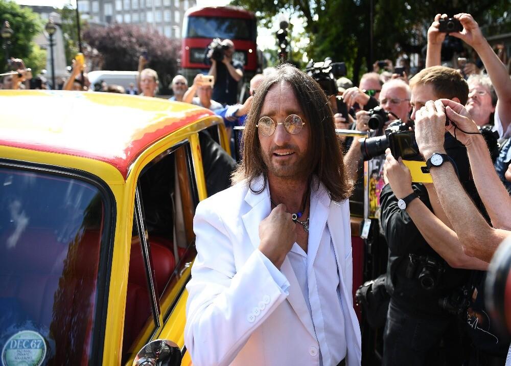 350184_BLU Radio. John Lennon en Londres / Foto: AFP