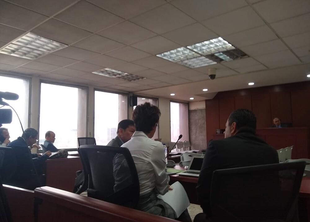 352892_Tercera audiencia en última etapa del juicio contra Santiago Uribe / Foto: BLU Radio