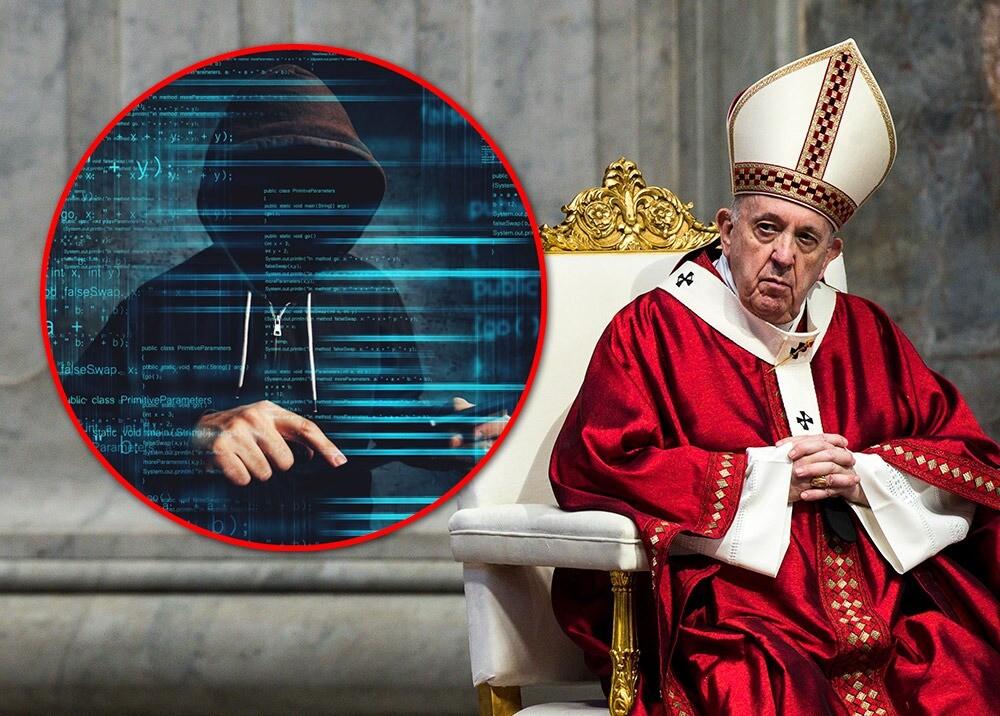 372683_Hackers respaldados por China espiaron el Vaticano // Fotos: AFP, imágenes de referencia