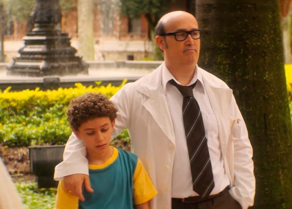 368140_Avance de la película 'El olvido que seremos' // Foto: captura video Dago Producciones - Caracol TV