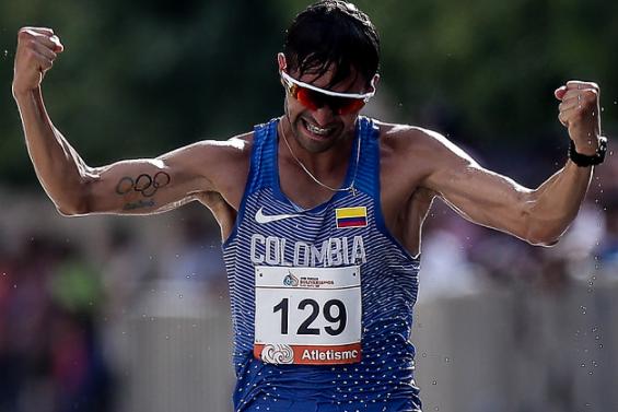 Manuel Esteban Soto representará a Colombia en los Juegos Olímpicos de Tokio 2020.