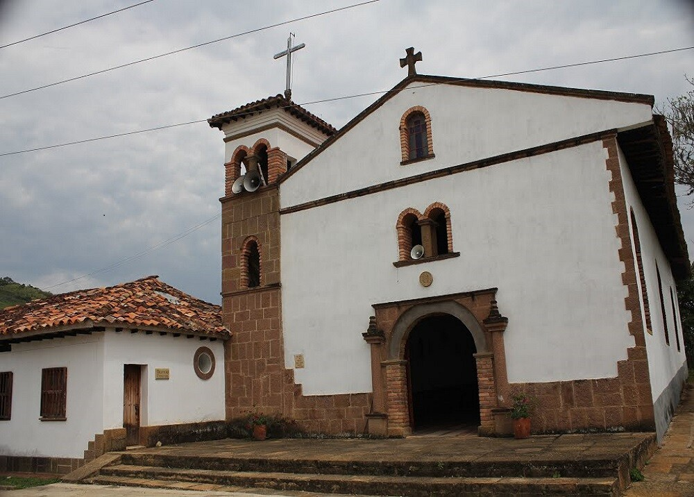 370480_BLU Radio: Iglesia San Benito, Santander / Foto: Suministrada