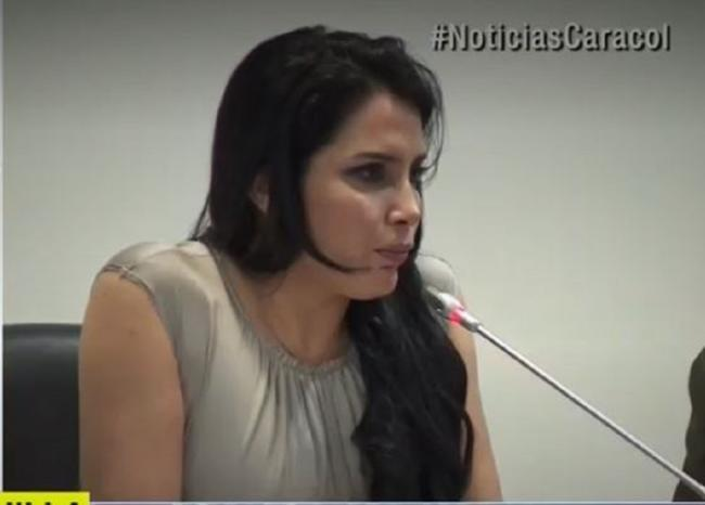 316147_BLU Radio / Aida Merlano. Foto: Noticias Caracol