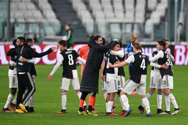 333836_Las acciones de la Juventus subieron luego de la rebaja de salarios
