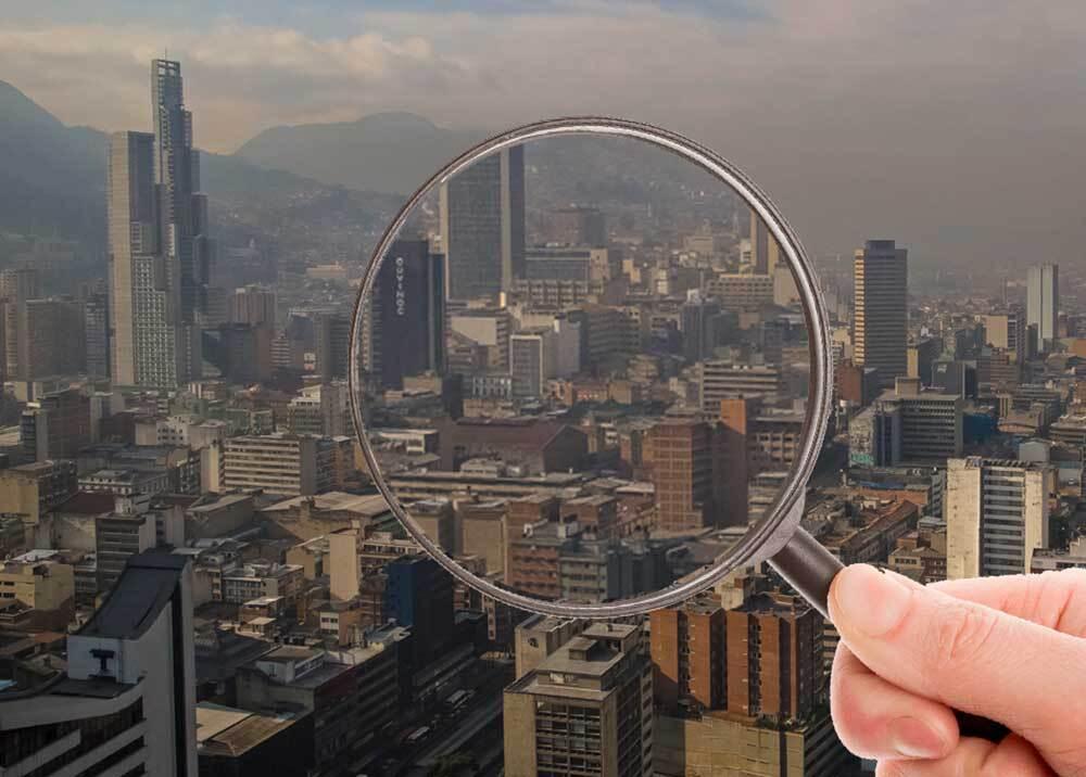 328079_Foto: Blu Radio - Contaminación Bogotá / DNP