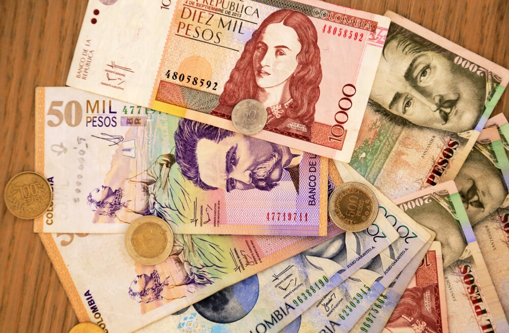 Currency of Colombia