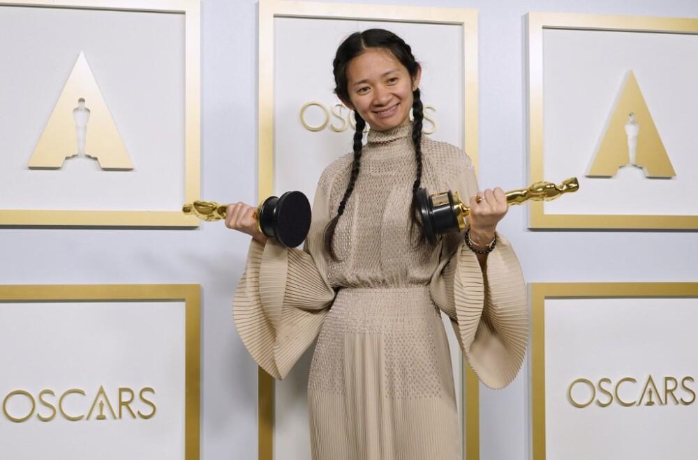 Chloe Zhao fue noticia mundial tras ganar el Óscar, menos en su país