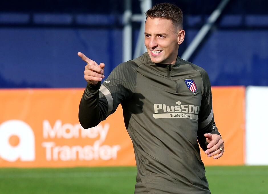 Santiago Arias, jugador de Atlético de Madrid