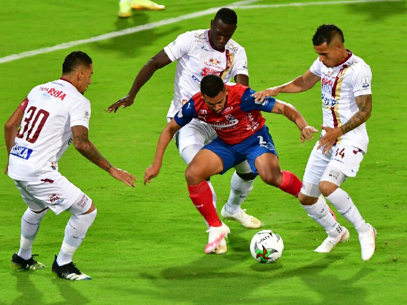 Medellín vs Tolima, Copa Colombia