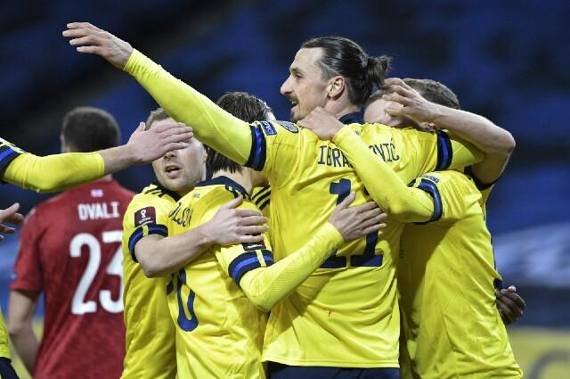 Suecia Zlatan Ibrahimovic