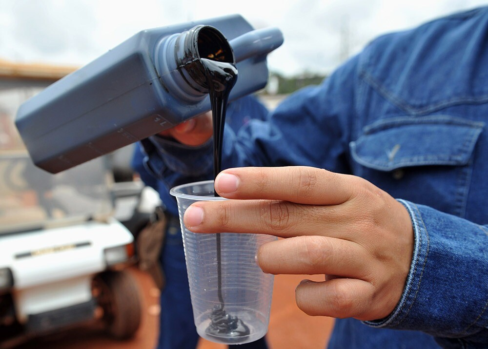 361132_Hundimiento del precio del petróleo / Foto: AFP