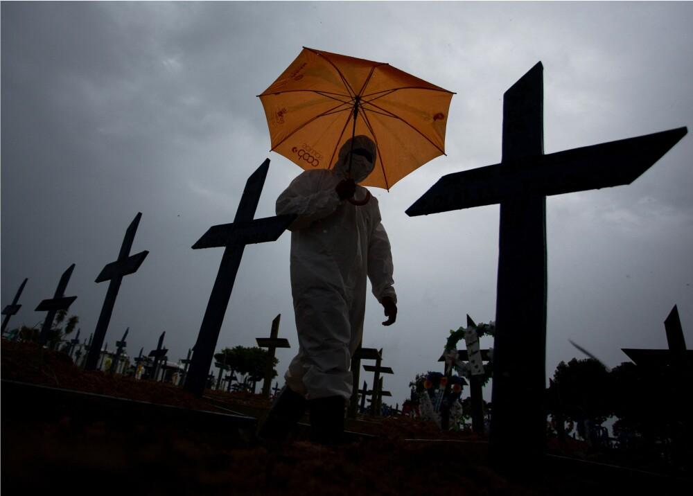 Coronavirus en Brasil Foto AFP.jpg