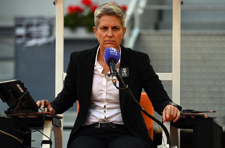 Marija Cicak será la árbitra de la final masculina de Wimbledon.