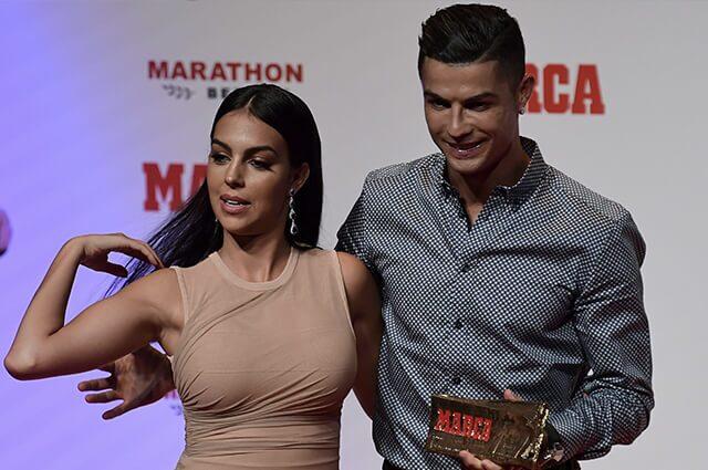 332842_Georgina Rodríguez junto a Cristiano Ronaldo