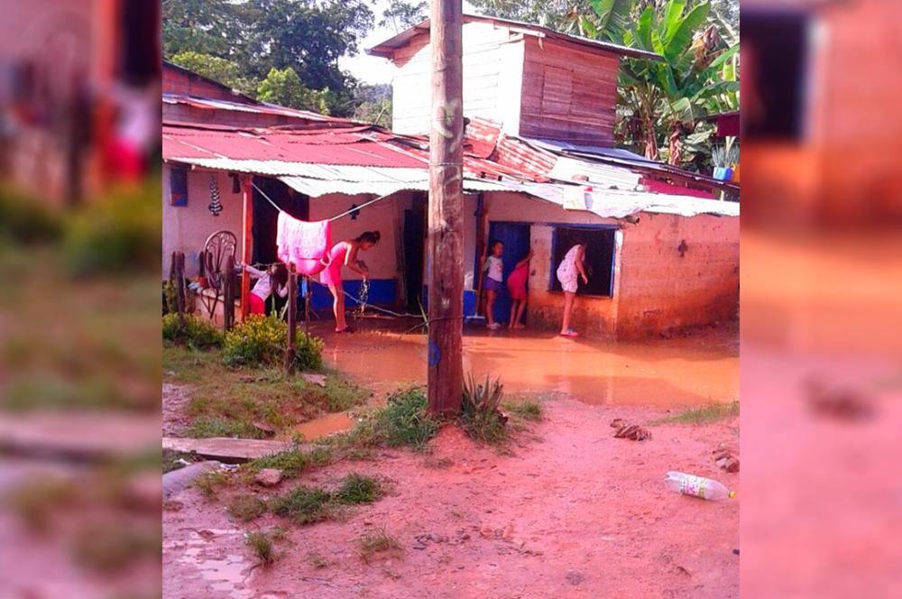 267227_Inundaciones en San Roque, Antioquia / Foto: Cortesía Dapard
