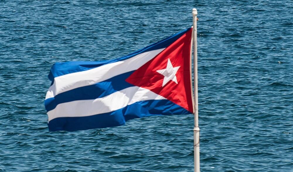 365991_Bandera de Cuba // Foto: AFP