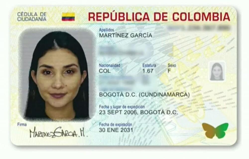 Cedula Digital en Colombia