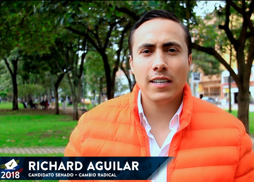 299818_Richard Aguilar - Foto: BLU Radio