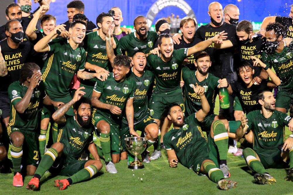 Portland Timbers, campeón MLS