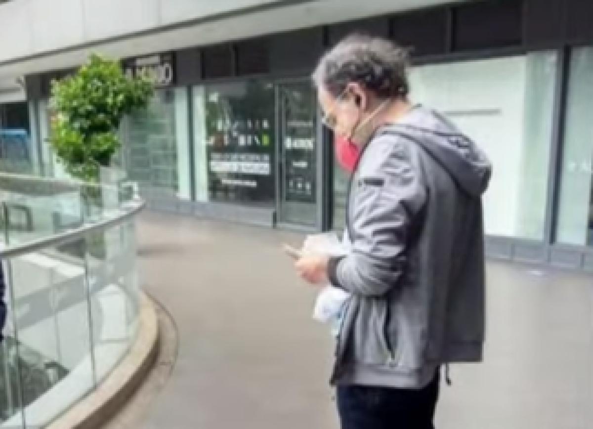 Anciano devolvió los $5 millones que se encontró en un cajero de ...