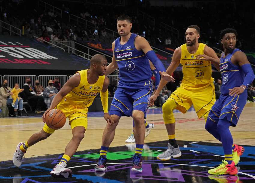 Juegos de las Estrellas de la NBA 2021
