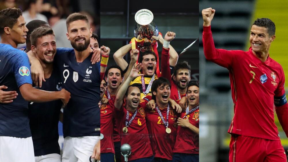 Récords de la Eurocopa