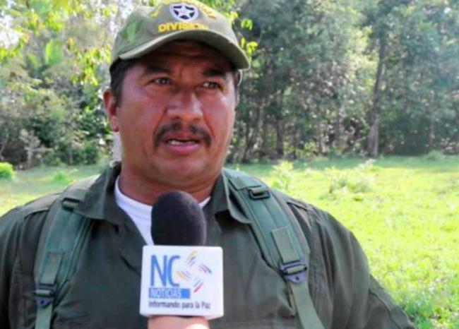 366557_'Gentil Duarte'. Foto: Cortesía NC Noticias