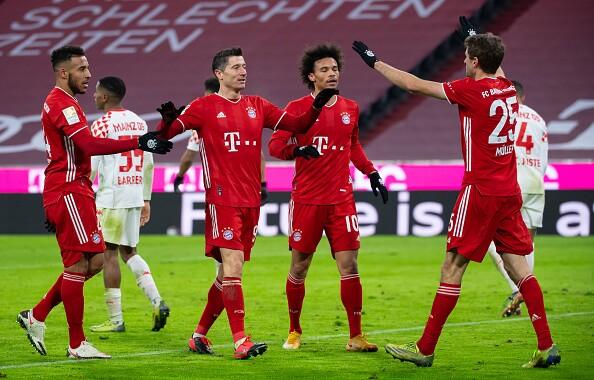 Bayern Múni