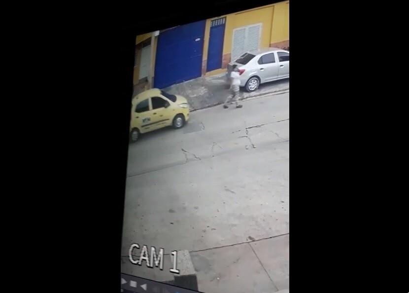 371868_BLU Radio // Accidente de tránsito en Barranquilla // Foto: captura de video