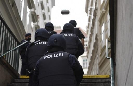policía Austria