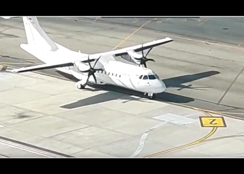 371710_BLU Radio: Avión Piloto EasyFly /Foto: Captura de Video