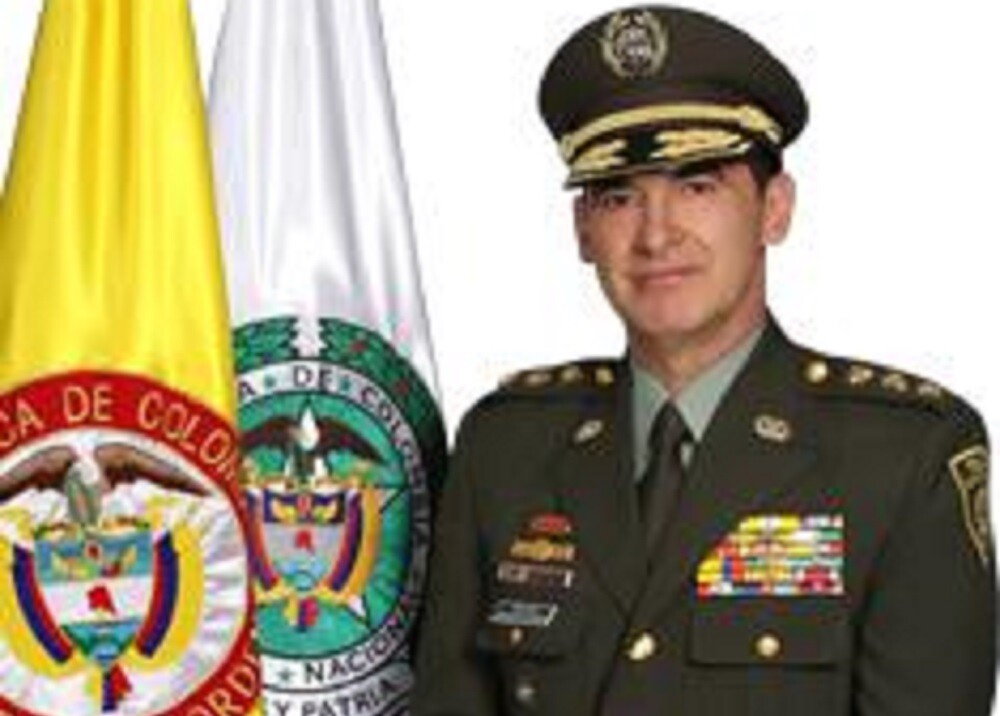 William René Salamanca Ramírez Foto: Policía Nacional
