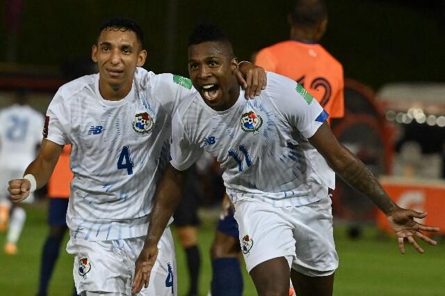 Goleada de la Selección de Panamá contra Anguila